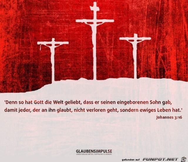 johannes 3,16 (2)