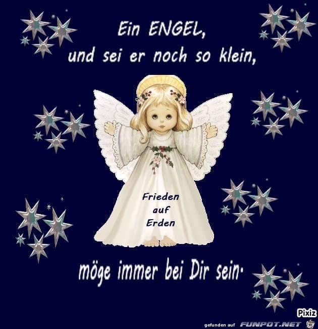 Engel - schöne Sprüche zu diesem Thema