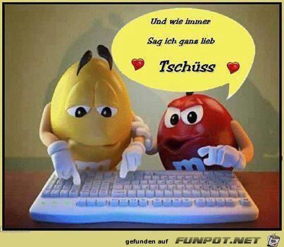 Tschuess