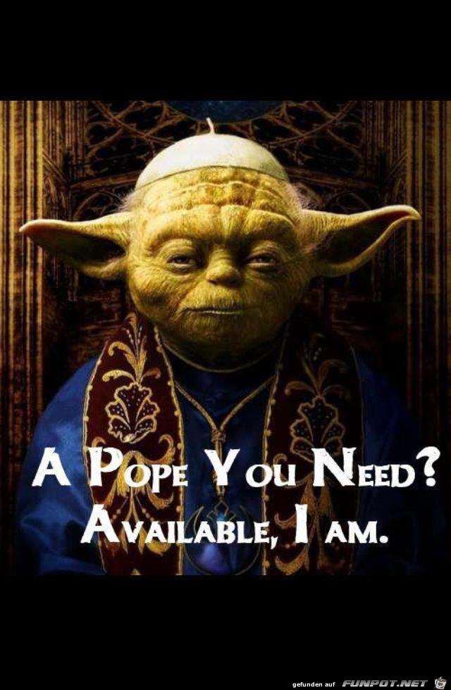 Papst Yoda