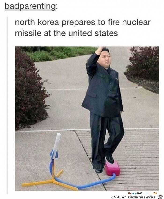 Raketenangriff