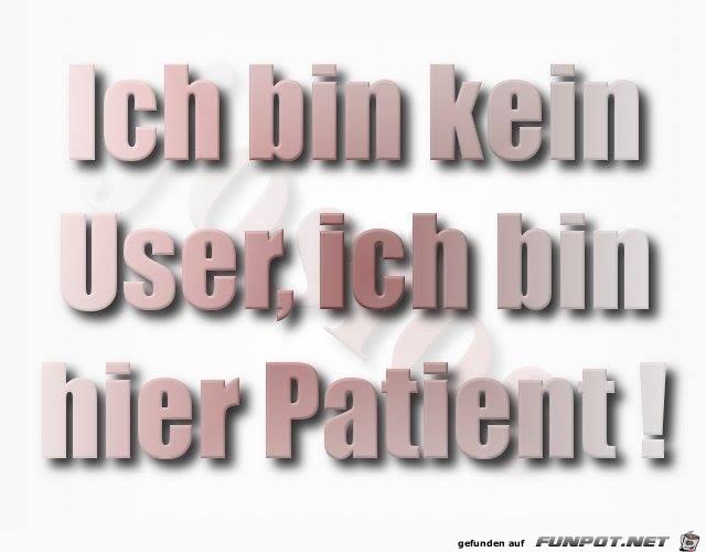 Kein User