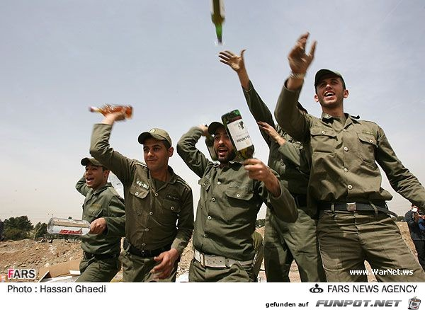 GREUEL in IRAN!