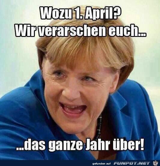 wozu den ersten April