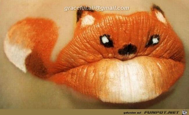 lustige lippen 1