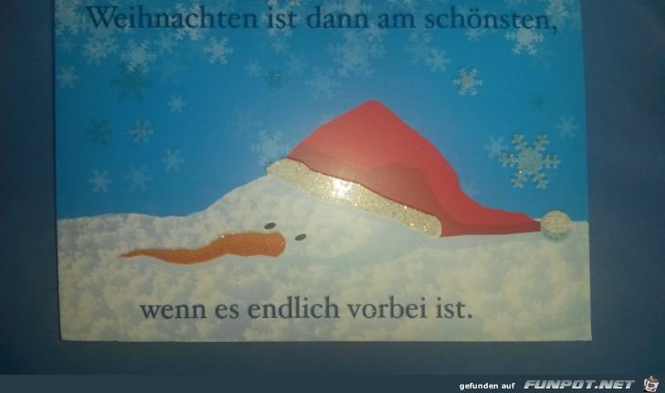Weihnachten-vorbei