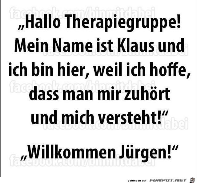 hallo-therapiegruppe