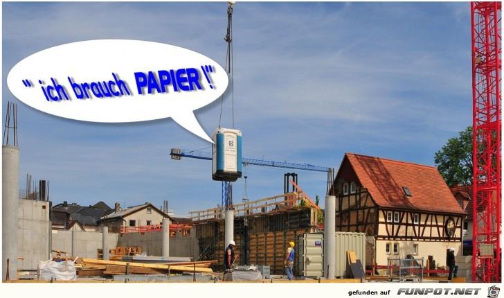 Papiermangel