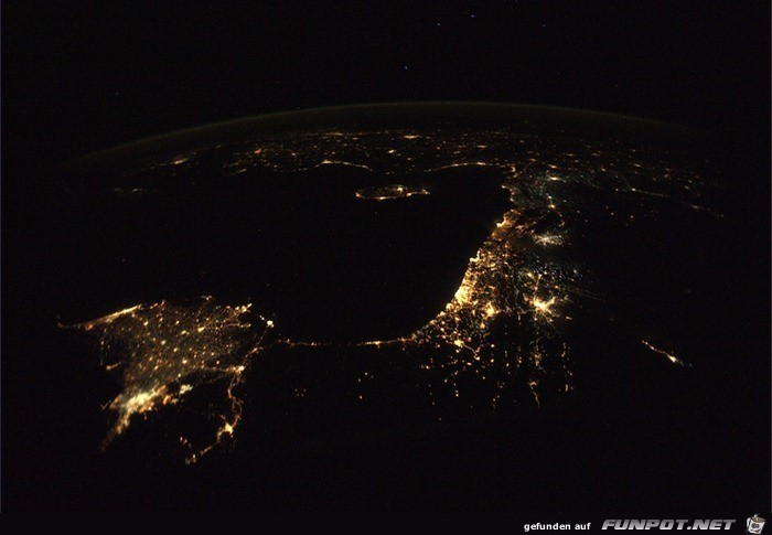 Astronaut Douglas Wheelock's photos from the ISS