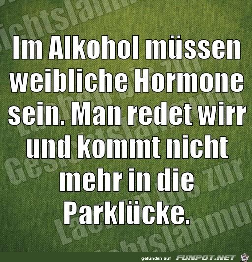 weibliche Hormone