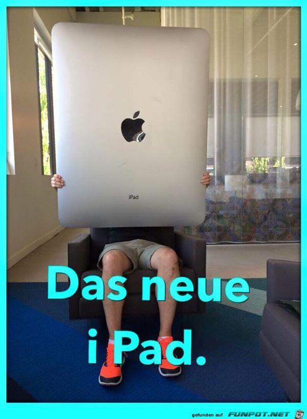 Das neue i-Pad