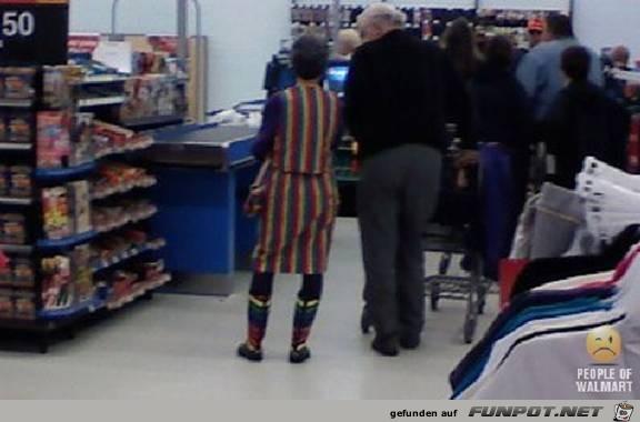 Amerika! Dort, wo es keine Kleiderordnung gibt :-)