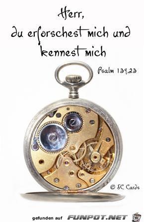 Psalm 139 23