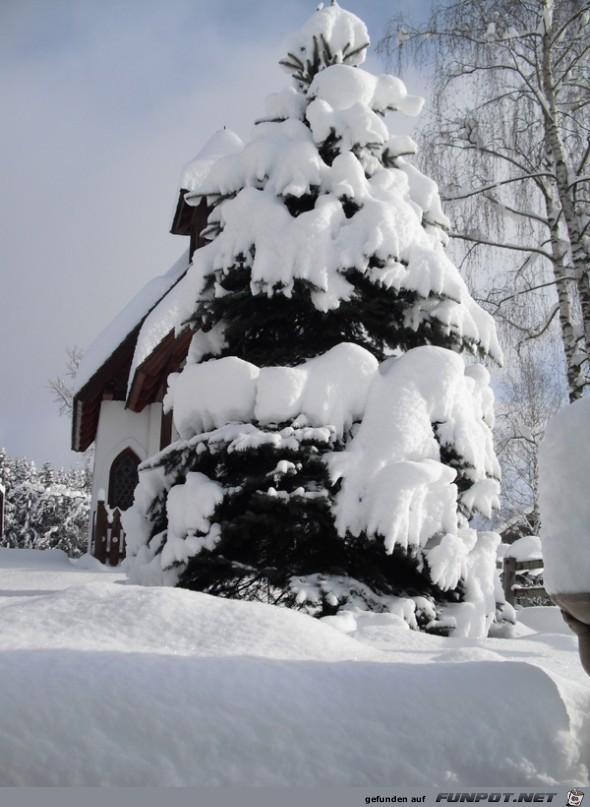 Winter am wachsenberg in Oesterreich 5