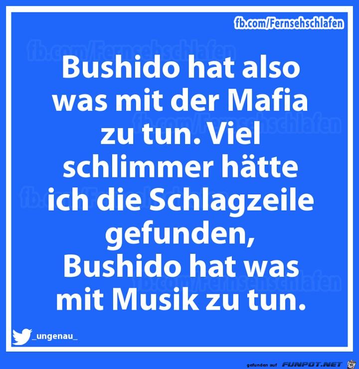 Bushido und Mafia