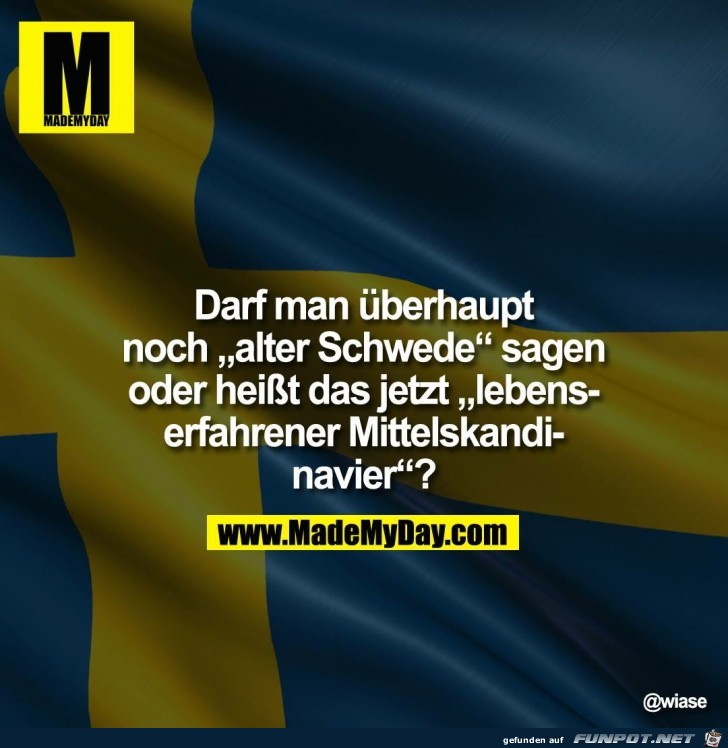 Alter Schwede
