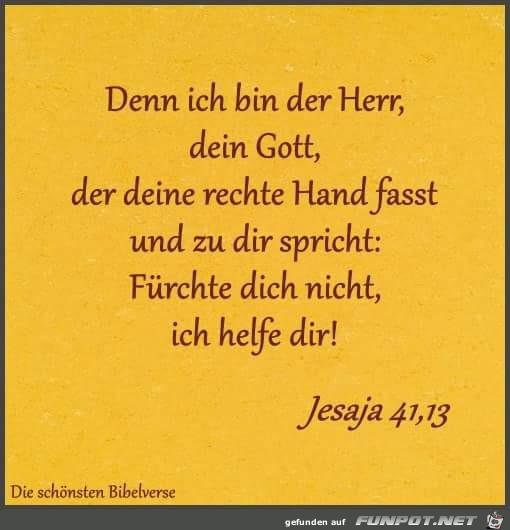 Jesaja 41.13