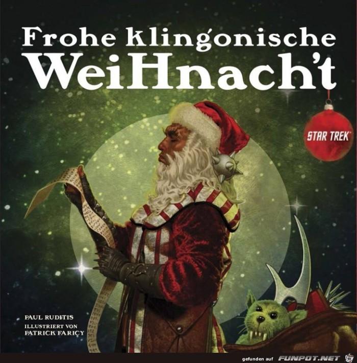 klingonische Weihnacht