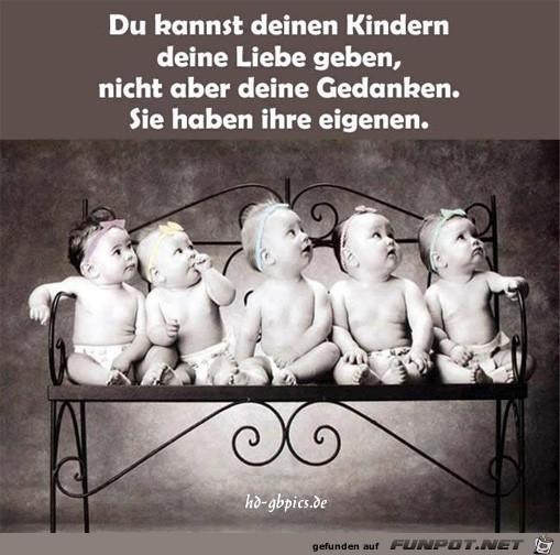 deinen kindern