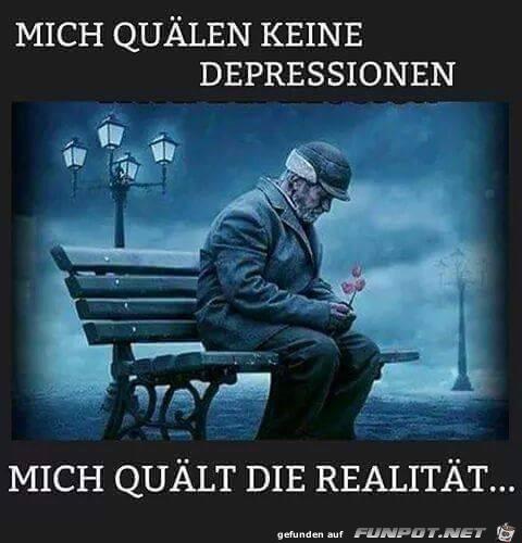 keine Depressionen