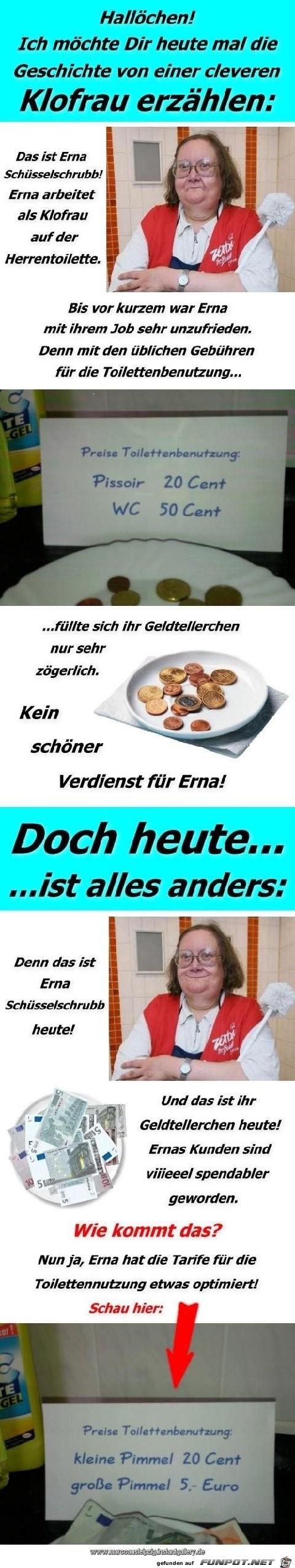 Erna Schuesselschrubb
