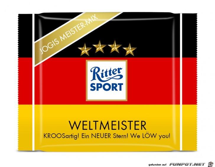 Ritter Sport Weltmeister