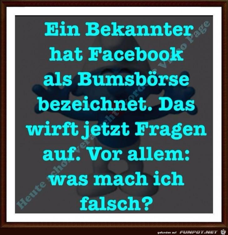 Bumsboerse Facebook