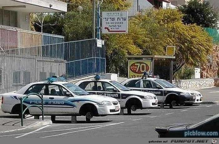 Die Polizei, dein Freund und Helfer - ein paar witzige...