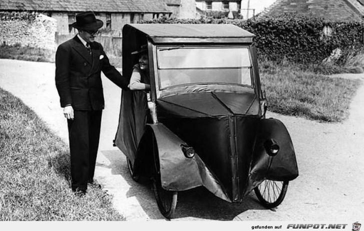Erfindungen (und die ein oder andere Fehlinvestition)...