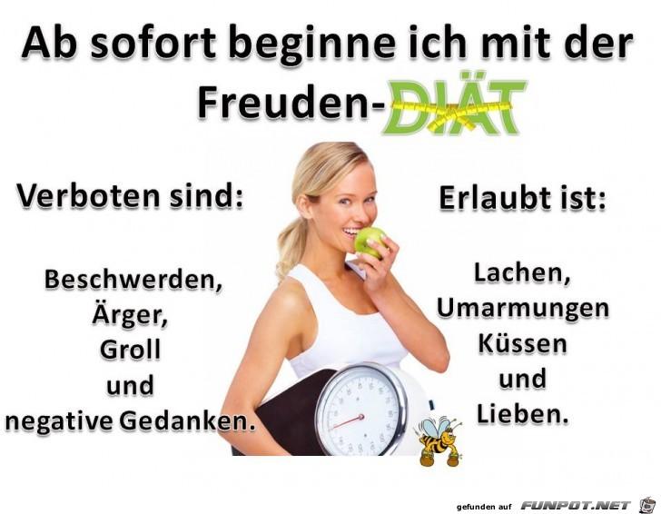 Freuden-Diaet