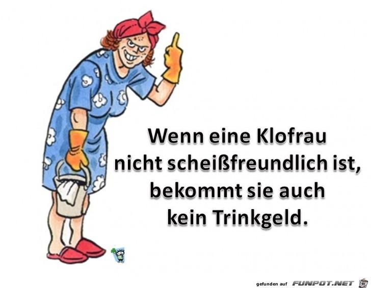 Klofrau
