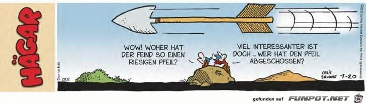 HÄGAR - witzige Bilderserie mit Hägar dem...