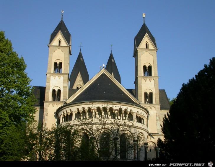 Koblenz Kastorkirche2