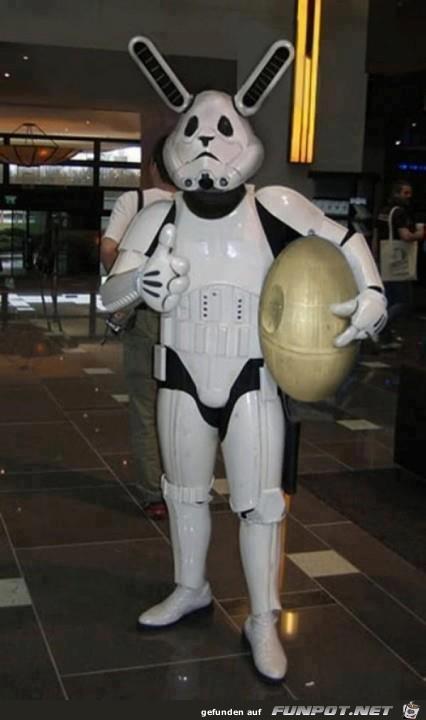 Star Wars Osterhase