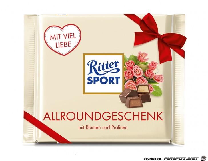 Ritter-Sport Valentinstag