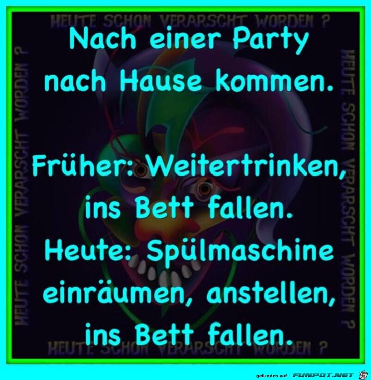 Nach der Party 1