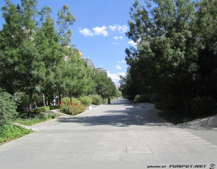 Granada Flaniermeile