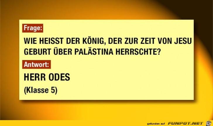 Herr Odes