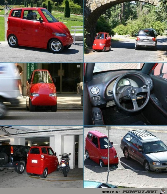 Smallest Car