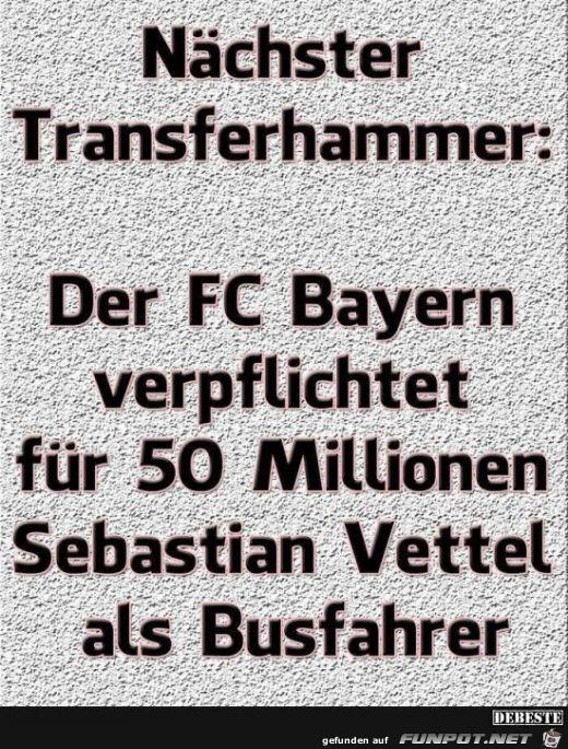 Transferhammer