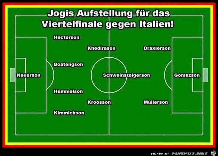 italien gegen deutschland em 2019