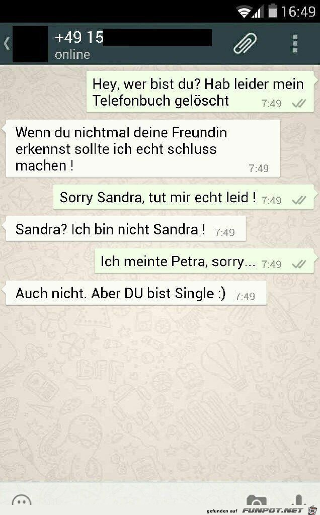 Lustige whatsapp chat namen