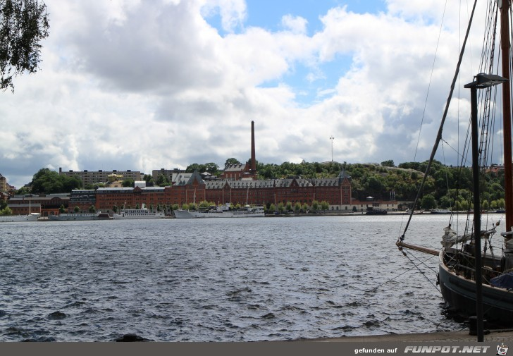 Impressionen aus Stockholm