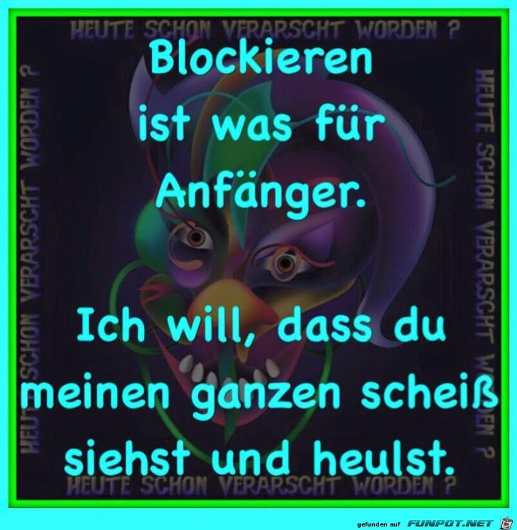Fb Blockieren