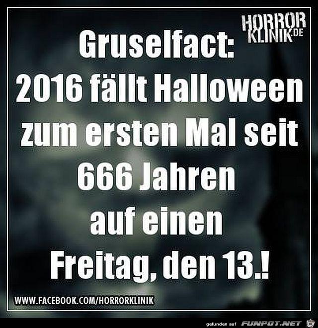 Gruselfact 2016