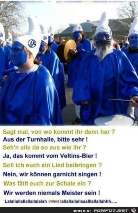 Schalke meister witze