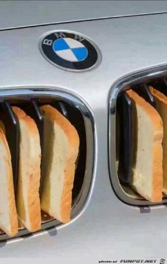 Toast-Kühler-Grill