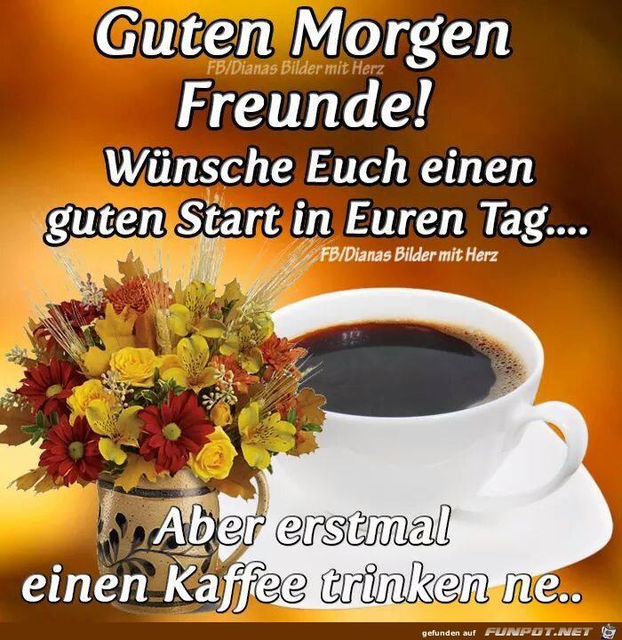 Freundschaft guten morgen Guten Morgen