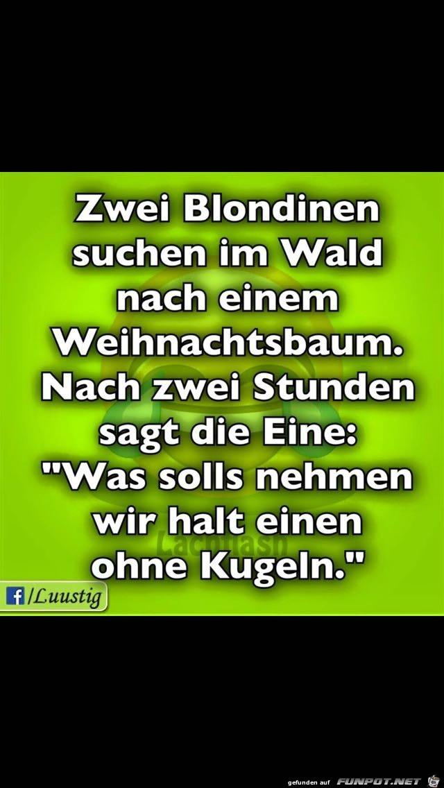 Blondinen