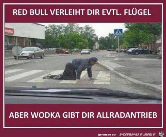 Red Bull.....